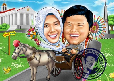 jasa-gambar-karikatur-wedding-prewedding-21