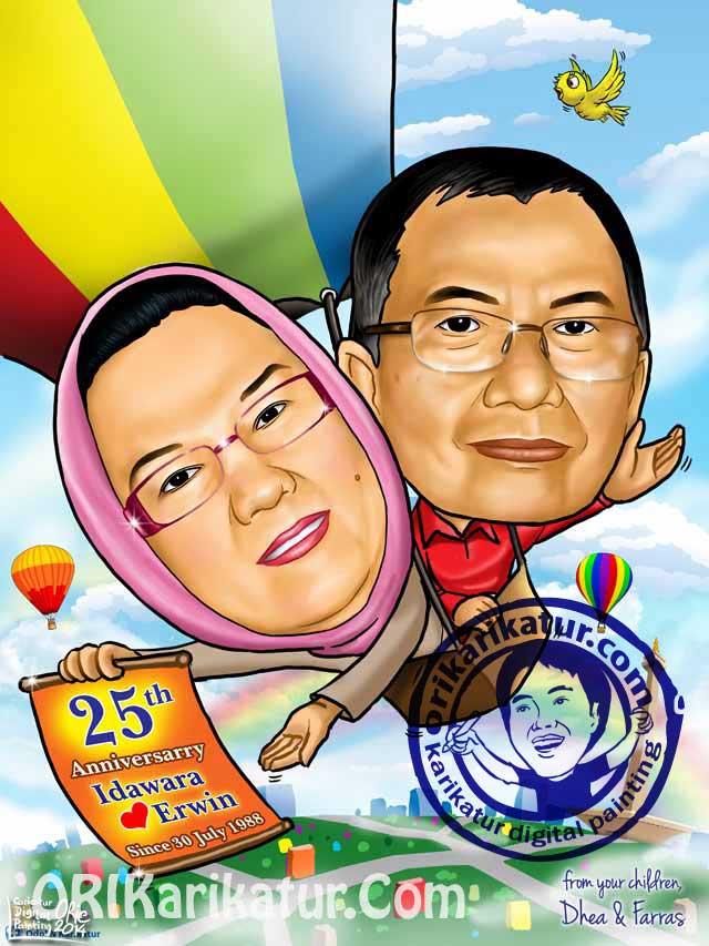 jasa-karikatur-anniversary-harijadi-gift-hadiah-01